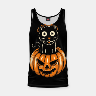 Thumbnail image of Pumpcat Tank Top, Live Heroes