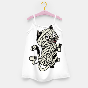 Thumbnail image of Mummy Cat Girl's dress, Live Heroes