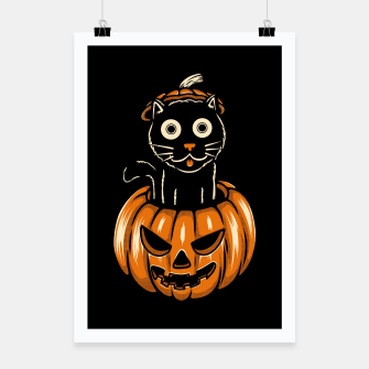 Thumbnail image of Pumpcat Poster, Live Heroes
