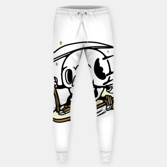 Thumbnail image of Skullboarding Sweatpants, Live Heroes