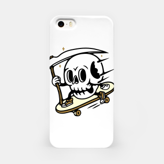 Thumbnail image of Skullboarding iPhone Case, Live Heroes