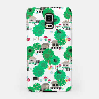 Thumbnail image of Fun children's  pattern Samsung Case, Live Heroes