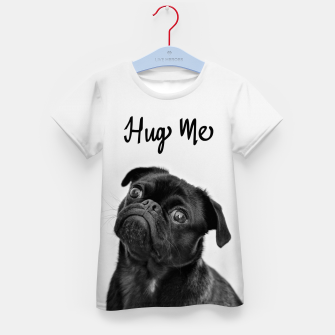 Thumbnail image of Hug Me Kid's t-shirt, Live Heroes