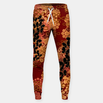 Thumbnail image of Japanese traditional family crest art.  Sweatpants, Live Heroes