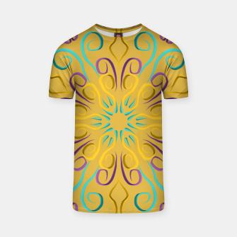Thumbnail image of Stronger (Ocre) Camiseta, Live Heroes