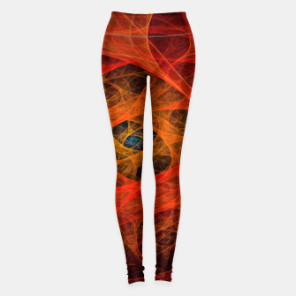 Miniatur Dragon's Web Leggings, Live Heroes