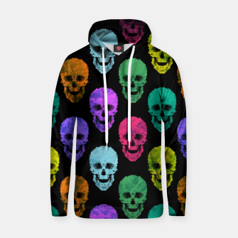 Thumbnail image of Abstract gothic style Hoodie, Live Heroes