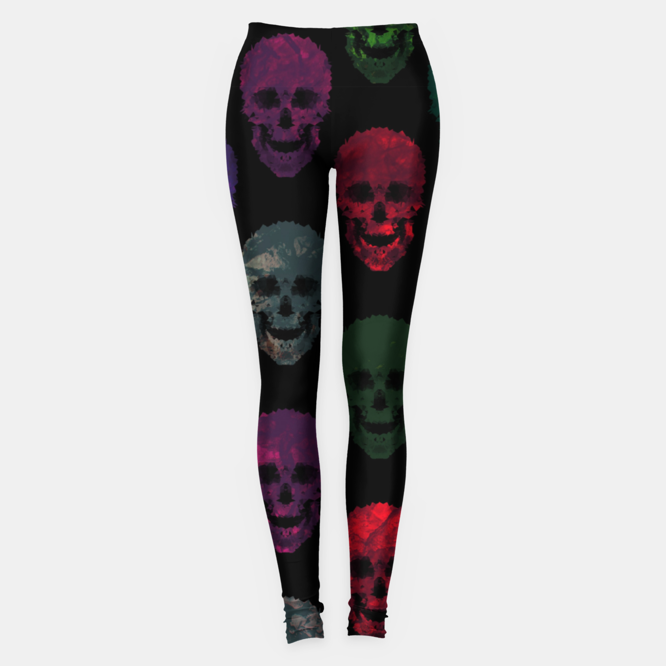 Foto Abstract gothic style Leggings - Live Heroes
