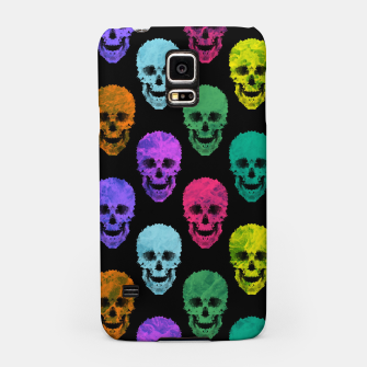 Abstract gothic style Samsung Case Bild der Miniatur