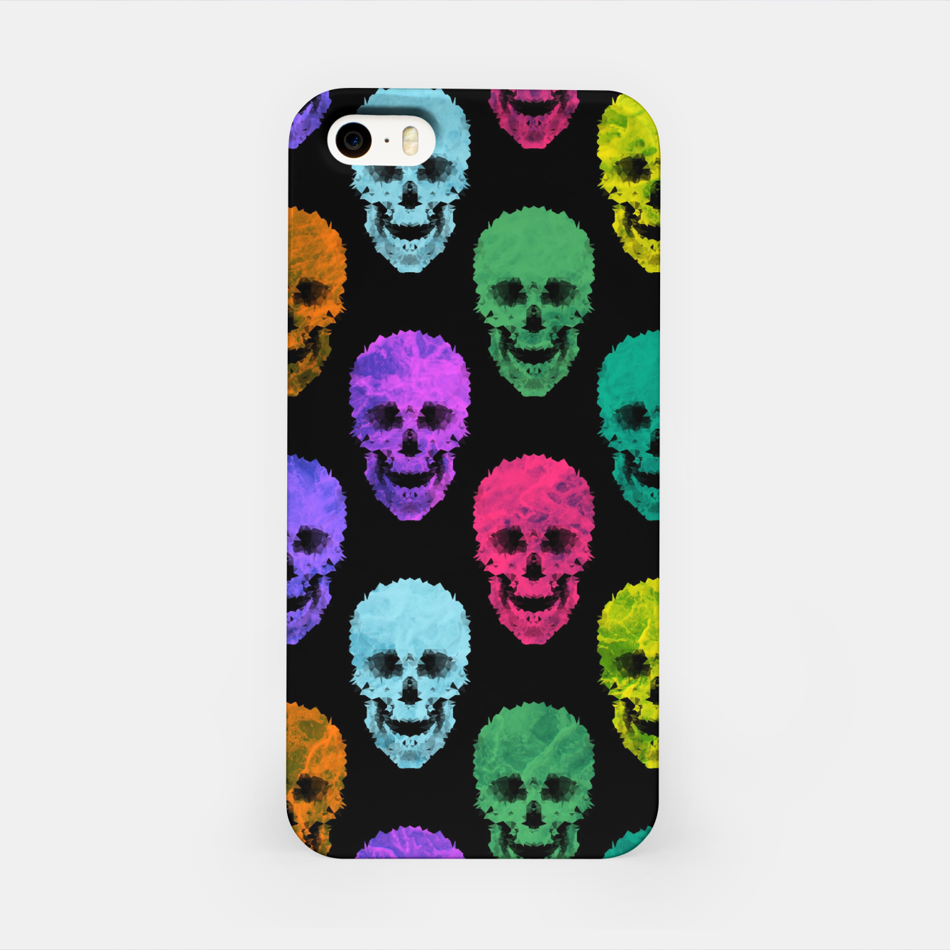 Foto Abstract gothic style iPhone Case - Live Heroes