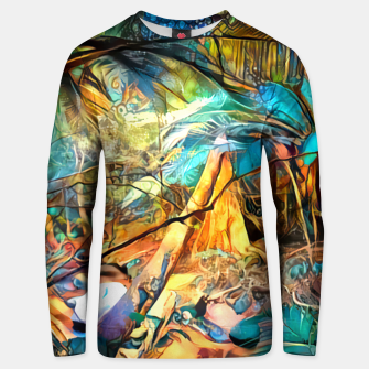 Thumbnail image of Deep Rainforest Unisex sweater, Live Heroes