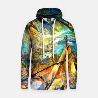 Thumbnail image of Deep Rainforest Hoodie, Live Heroes