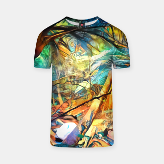 Thumbnail image of Deep Rainforest T-shirt, Live Heroes