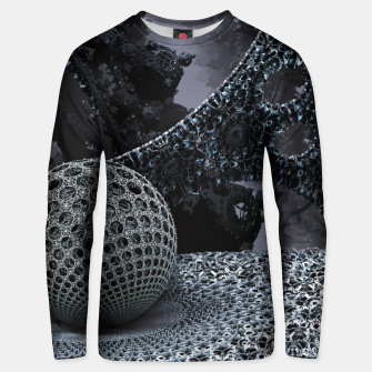 Thumbnail image of Dark Nucleus Unisex sweater, Live Heroes