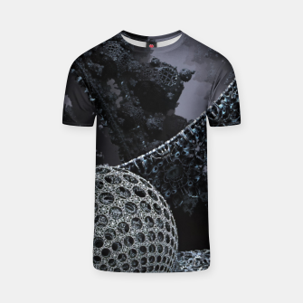 Thumbnail image of Dark Nucleus T-shirt, Live Heroes