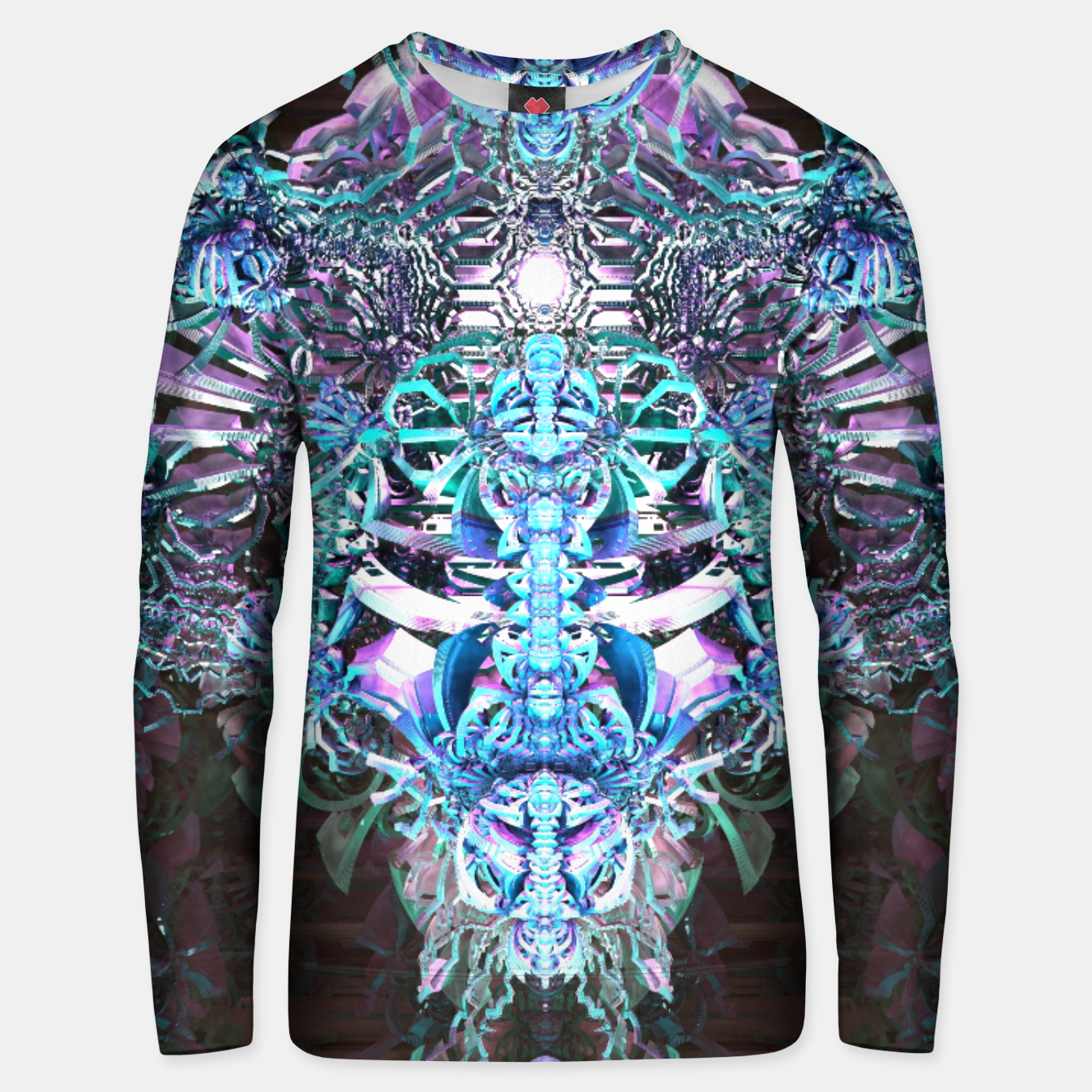 Image of The Bones Unisex sweater - Live Heroes