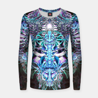 Thumbnail image of The Bones Women sweater, Live Heroes