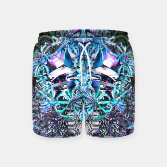 Thumbnail image of The Bones Swim Shorts, Live Heroes