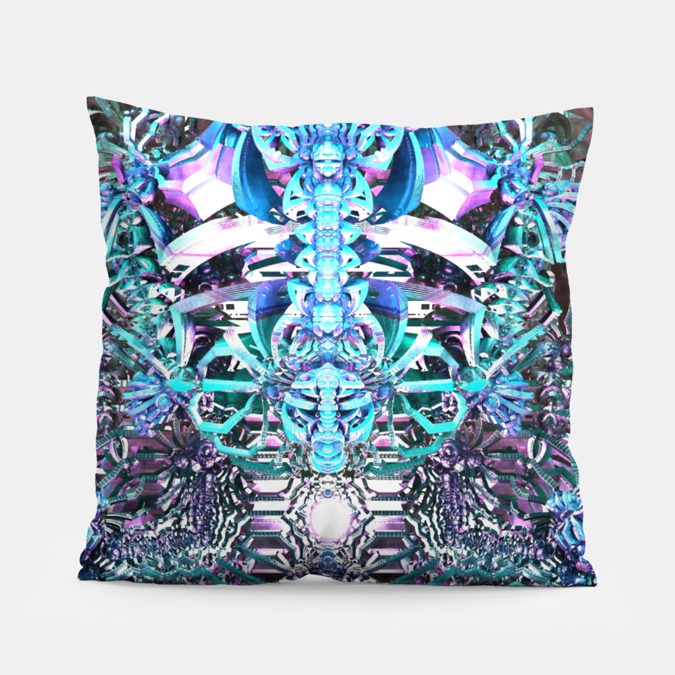 Image of The Bones Pillow - Live Heroes