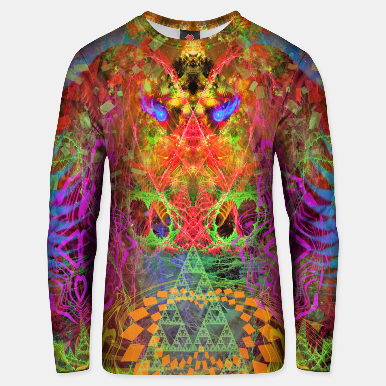 Foto Portal of a Fractured Mind Unisex sweater - Live Heroes