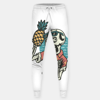 Thumbnail image of Pineapple Lover Sweatpants, Live Heroes