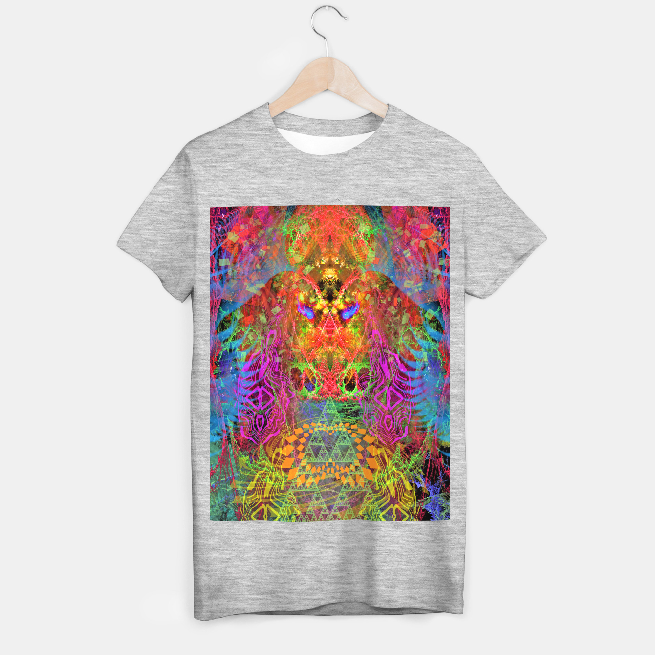 Image of Portal of A Fractured Mind T-shirt regular - Live Heroes