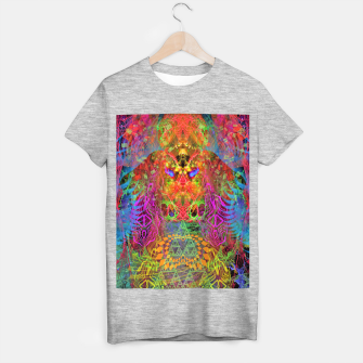 Miniatur Portal of A Fractured Mind T-shirt regular, Live Heroes