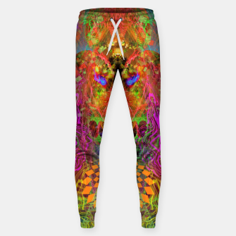 Portal of A Fractured Mind Sweatpants Bild der Miniatur