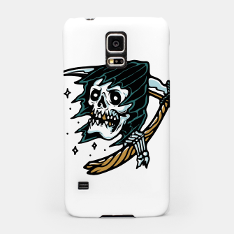 Thumbnail image of Grim Reaper Tattoo Samsung Case, Live Heroes