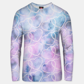 Thumbnail image of Cosmic Heart Dream Pattern #1 #love #decor #art Unisex sweatshirt, Live Heroes
