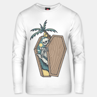 Thumbnail image of Rest in Paradise Unisex sweater, Live Heroes