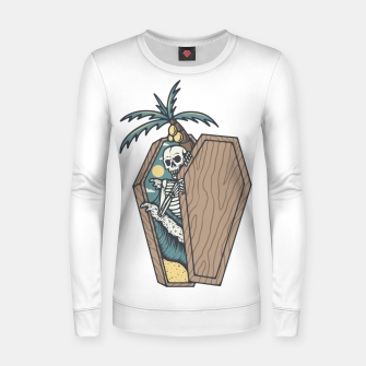 Thumbnail image of Rest in Paradise Women sweater, Live Heroes