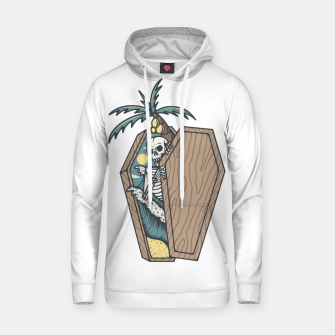 Thumbnail image of Rest in Paradise Hoodie, Live Heroes