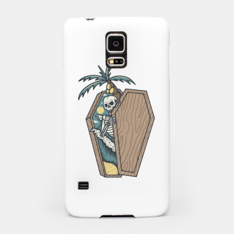 Thumbnail image of Rest in Paradise Samsung Case, Live Heroes