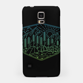 Relaxation Samsung Case thumbnail image