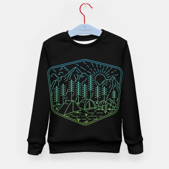 Thumbnail image of Relaxation Kid's sweater, Live Heroes