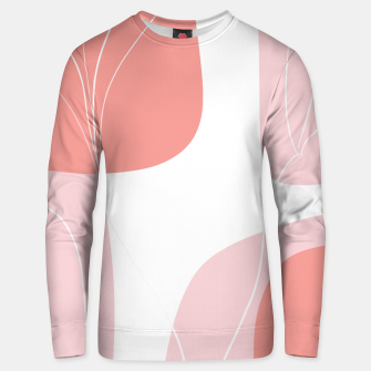 Naturelle Flower Shapes #1 #minimal #wall #decor #art  Unisex sweatshirt thumbnail image