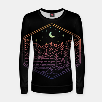 Thumbnail image of Great Night Women sweater, Live Heroes