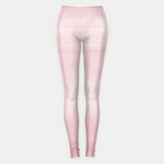 Miniature de image de Touching Blush Watercolor Abstract #1 #painting #decor #art Leggings, Live Heroes