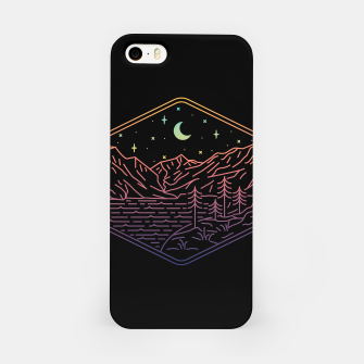 Miniatur Great Night iPhone Case, Live Heroes