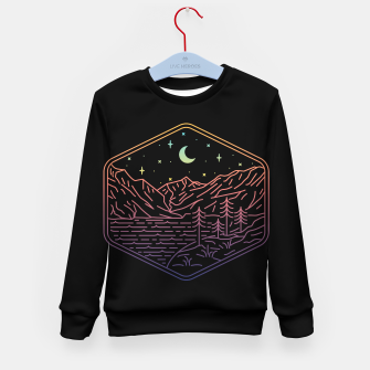 Thumbnail image of Great Night Kid's sweater, Live Heroes