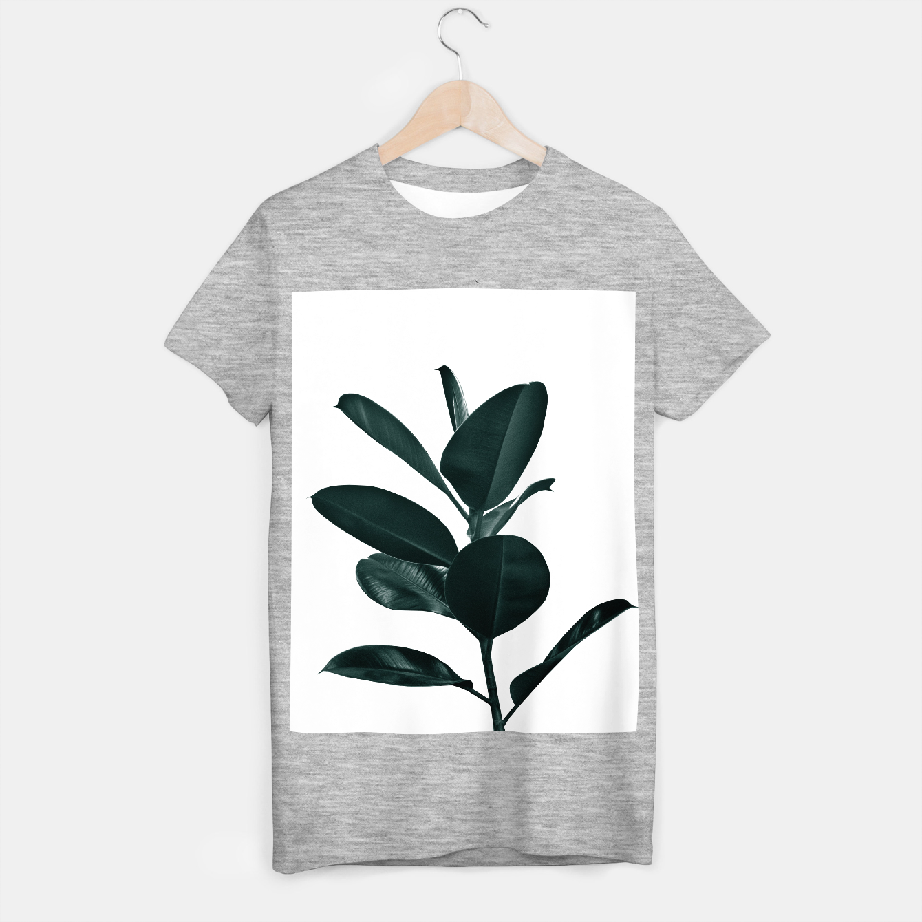 Image de Ficus Finesse #1 #tropical #decor #art  T-Shirt regulär - Live Heroes