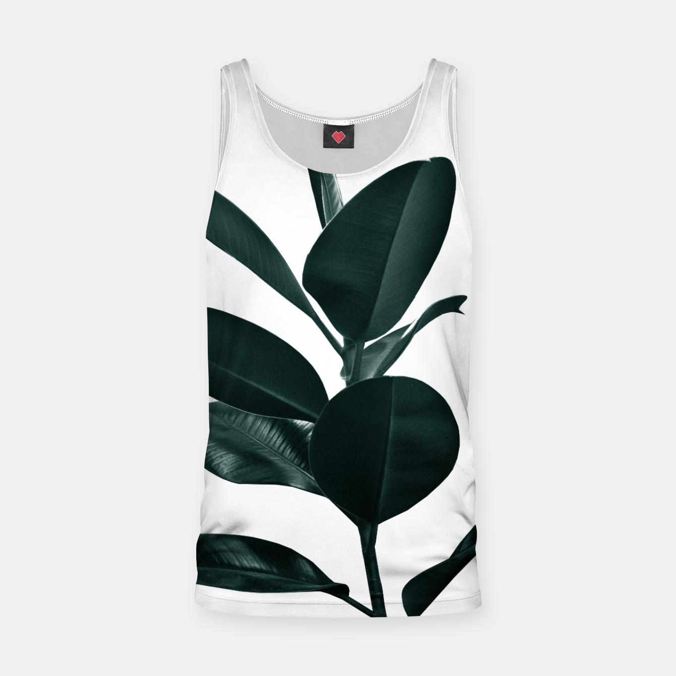 Image of Ficus Finesse #1 #tropical #decor #art  Muskelshirt  - Live Heroes