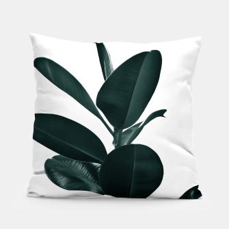 Miniature de image de Ficus Finesse #1 #tropical #decor #art  Kissen, Live Heroes