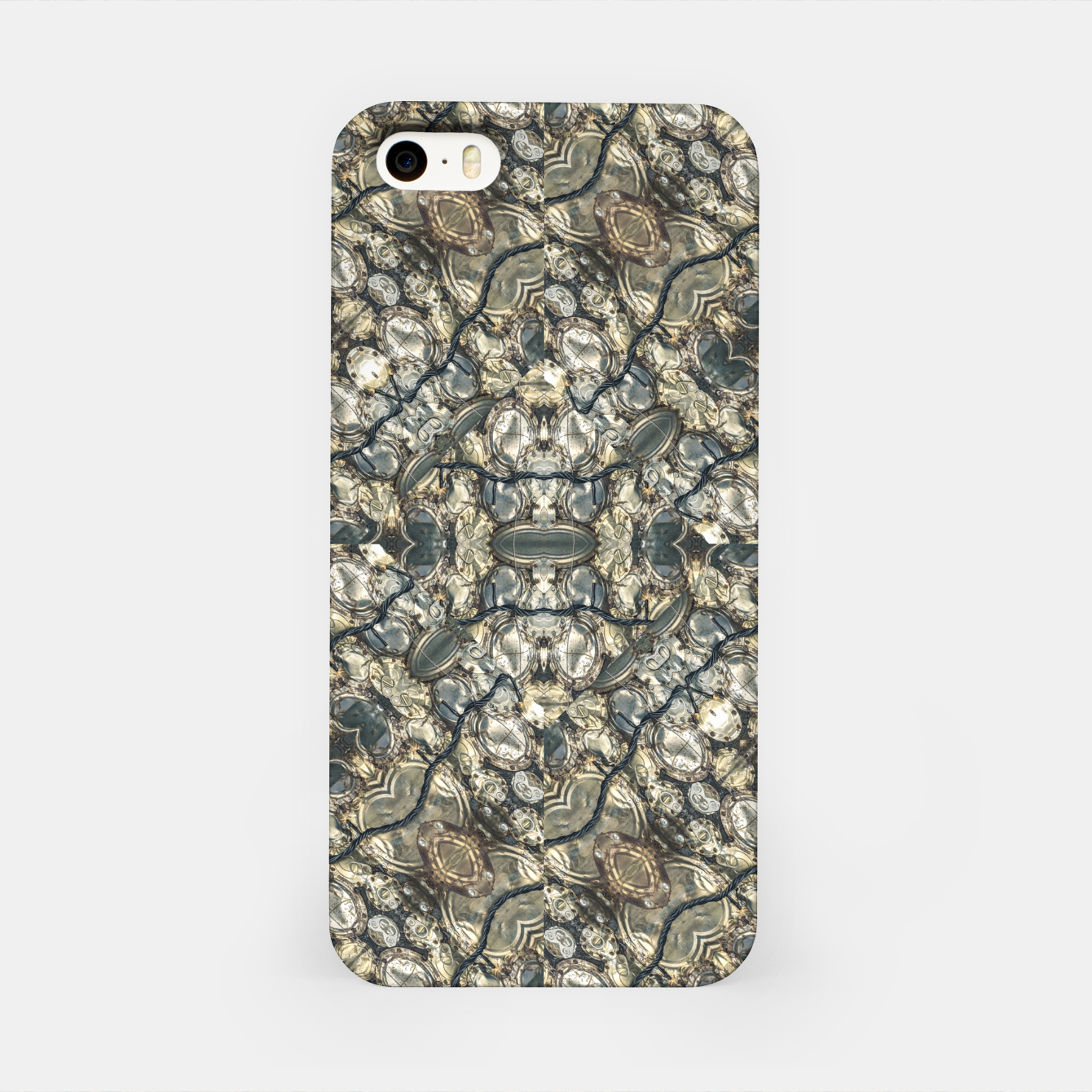Zdjęcie Urban Art Textured Print Pattern iPhone Case - Live Heroes