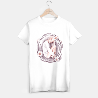 Miniature de image de Eve. Watercolor T-shirt regular, Live Heroes