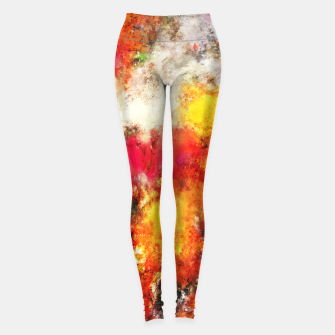 Miniatur Hiding the truth Leggings, Live Heroes