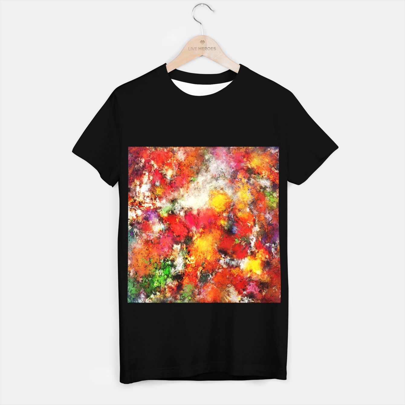 Image of Hiding the truth T-shirt regular - Live Heroes