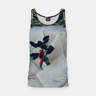 Thumbnail image of Christmas Eve Tank Top, Live Heroes