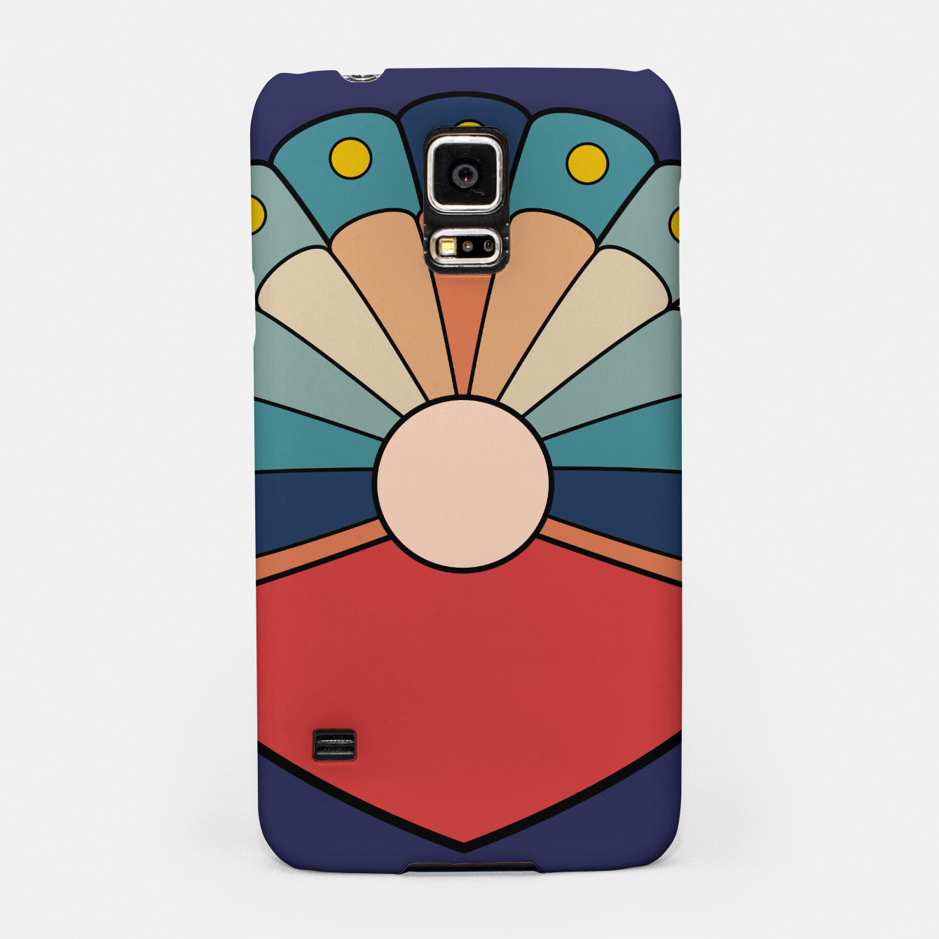 Image of zappwaits - logo Samsung Case - Live Heroes